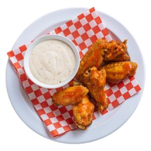 Scratch Pizza - Chicken Wings