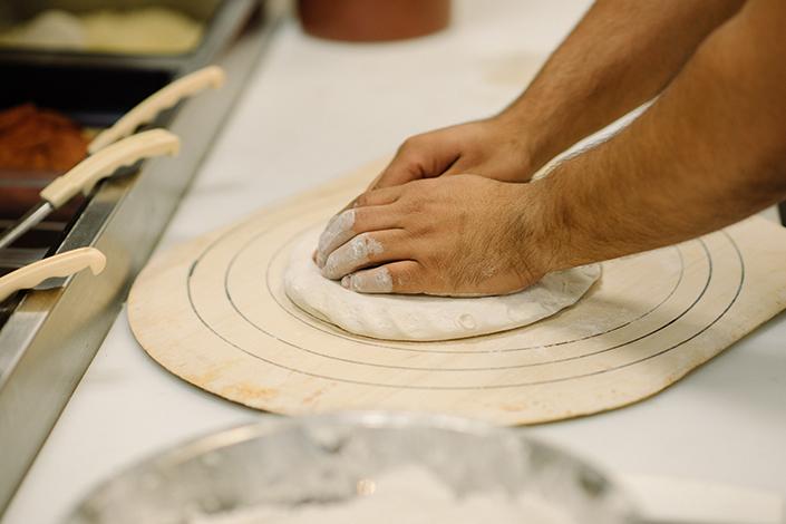 Scratch Handmade Pizza